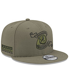 New Era Washington Redskins Crafted in the USA 9FIFTY Snapback Cap