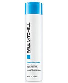 Clarifying Shampoo Three, 10.14-oz., from PUREBEAUTY Salon & Spa