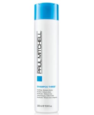 Paul Mitchell Clarifying Shampoo Three, 10.14-oz, from Purebeauty Salon & Spa
