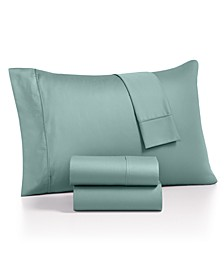 Monroe 4-Pc. King Sheet Sets, 1000 Thread Count Egyptian Blend