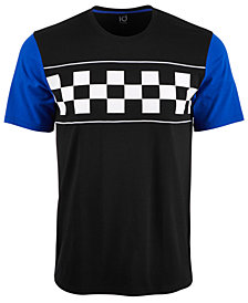 ID Ideology Men's Checkerboard T-Shirt, Created for Macy's