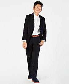 Big Boys Alexander Suit Jacket, Pants & Oxford Shirt Separates