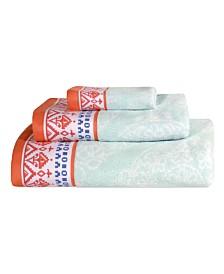 John Robshaw Mitta Bath Towels
