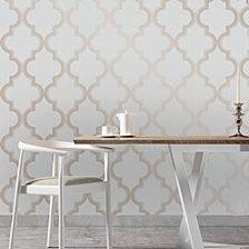 Tempaper  Marrakesh Self-Adhesive Wallpaper