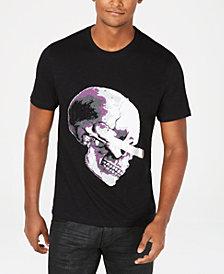 I.N.C. Men's Skull Graphic T-Shirt, Created for Macy's