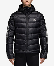 adidas Men's Insulated Hooded Puffer Jacket