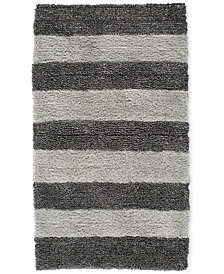 "Goodful™ 19"" x 33"" Reversible Charcoal-Infused Bath Rug"