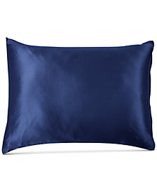 Silken Slumber Solid Silk King Pillowcase