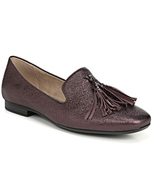 Elly Tassel Loafers