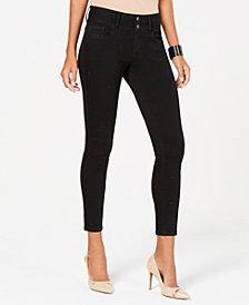 Thalia Sodi Rhinestone-Embellished Skinny Jeans, Created for Macy's