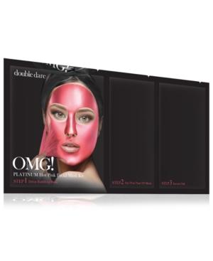 Omg! Platinum Hot Pink Facial Mask