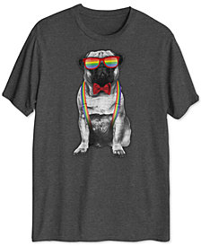 The Colors Dog Men's Graphic T-Shirt