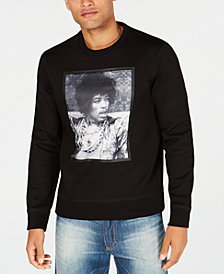 Sean John Men's Jimi Hendrix Graphic Sweatshirt
