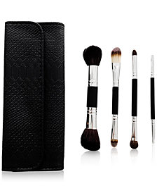 Borghese 5-Pc. The Essential Dual-Ended Cosmetic Brush Set