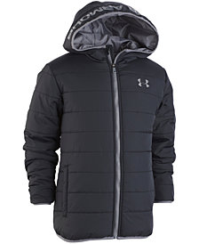 Under Armour Toddler Boys Pronto Hooded Puffer Jacket