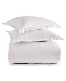 Goodful™ Solid 3-Pc. Full/Queen Duvet Set, 300 Thread Count Hygro Cotton, Created for Macy's