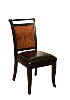 Leda Dining Chair (Set Of 2), Quick Ship