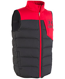 Under Armour Big Boys UA Swarm Down Vest