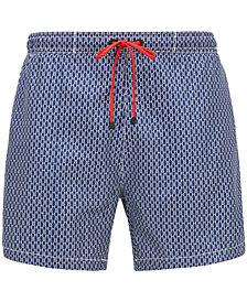 BOSS Men's Monogram Swim Shorts