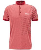 6d7f5ef0a Hugo Boss Mens Polo Shirts - Macy's