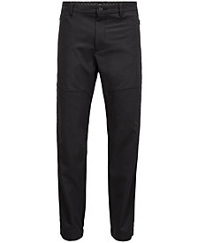 BOSS Men's Water-Repellent Cuffed Trousers
