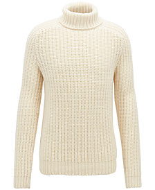 BOSS Men's Cashmere Turtleneck Sweater