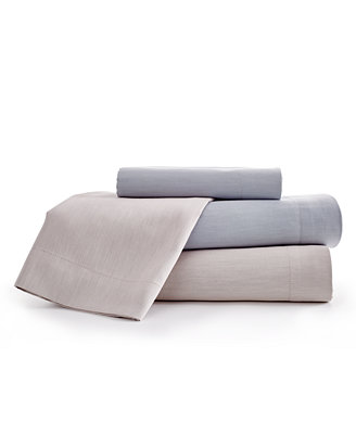 Charcoal Infused Sheet Sets, 220 Thread Count Cotton Blend, Created For Macy's by Goodful