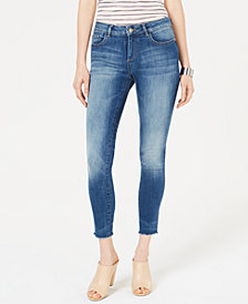 DL 1961 Coco Mid-Rise Curvy-Ankle Skinny Jeans