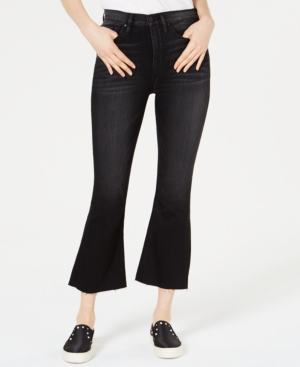 Hudson HOLLY HIGH-RISE CROP-FLARE JEANS