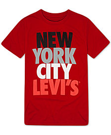 Levi's® Big Boys New York City Graphic T-Shirt