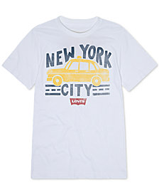 Levi's® Toddler Boys NYC Cab Graphic T-Shirt