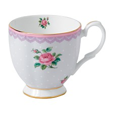 Royal Albert Candy Mug Love Lilac