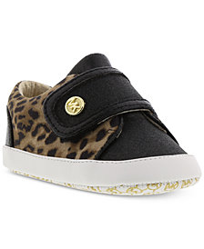 Michael Kors Toddler Girls Animal Print Slip-On Shoes