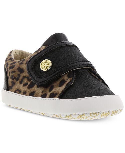 a16653854d1b Michael Kors Toddler Girls Animal Print Slip-On Shoes   Reviews ...