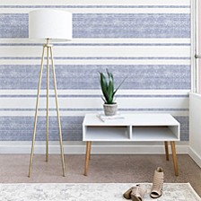 Holli Zollinger Capri Stripes 2'x4' Wallpaper