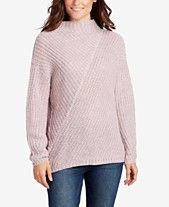 e29f0b5d41 WILLIAM RAST Robbin Ribbed Mock-Neck Sweater
