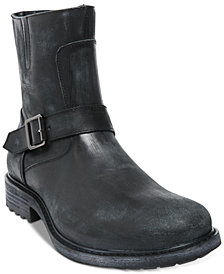Steve Madden Men's Buck Leather Boots
