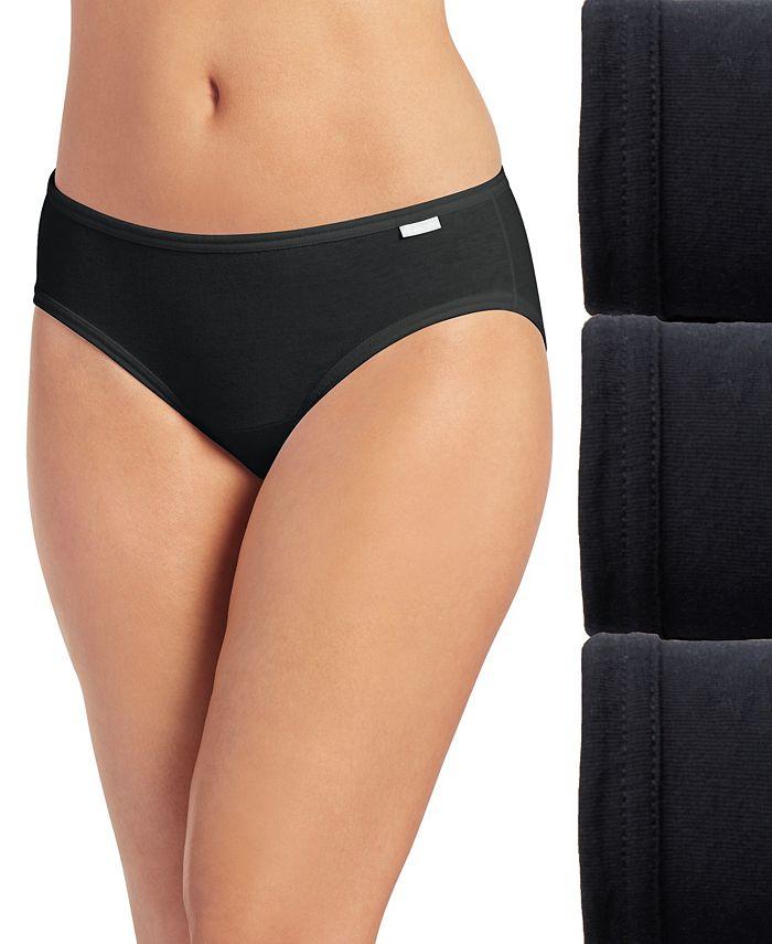 Jockey - Elance Cotton Bikini 3 Pack 1449
