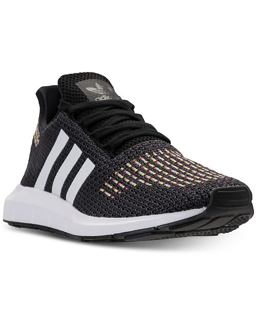 a9920dce472dc adidas Women s Swift Run Casual Sneakers from Finish Line   Reviews ...