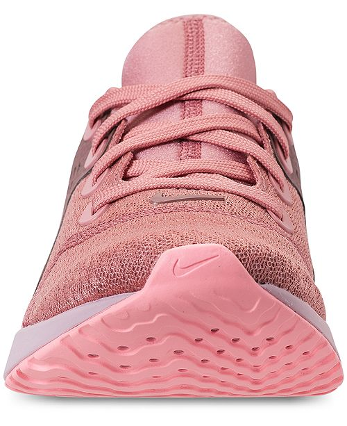 3b6f6482fb40 Nike Women s Legend React Running Sneakers from Finish Line ...