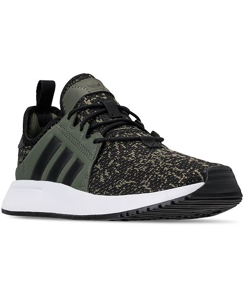 adidas Boys  X PLR Casual Athletic Sneakers from Finish Line ... 897d4291a