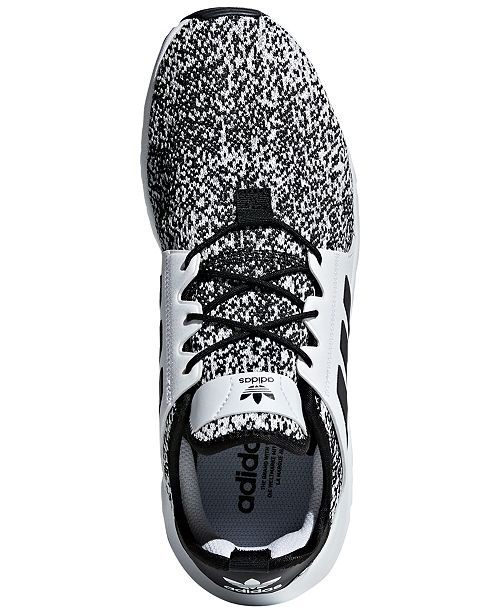 premium selection 7bf3b 0a0de ... adidas Men s X PLR Casual Sneakers from Finish ...