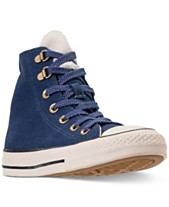 47f82d60752b Converse Women s Chuck Taylor All Star Furst Love High Top Casual Sneakers  from Finish Line