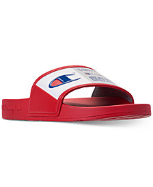 Champion Boys' IPO Jock Slide Sandals from Finish Line