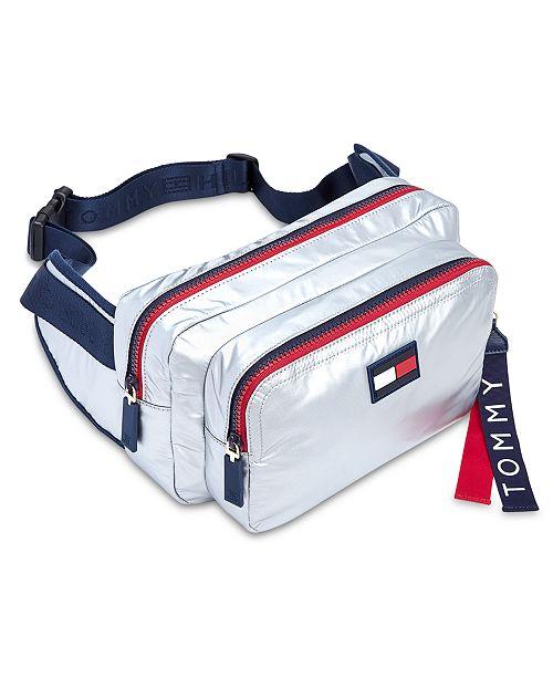 bde542c760d0 Tommy Hilfiger Leah Convertible Belt Bag & Reviews - Handbags ...