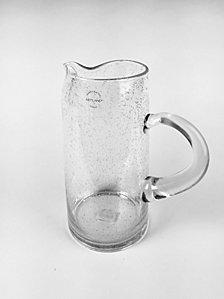 Artland Iris Bubble Glass 70oz pitcher