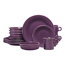 16-Piece Mulberry Set, Service for 4