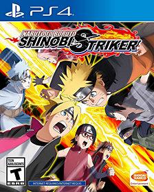 PS4 Naruto To Boruto Shinobi
