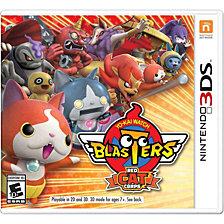 Nintendo 3DS Yo-Kai Watch Blasters Red Cat