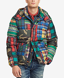 Polo Ralph Lauren Men's Quilted Down Jacket